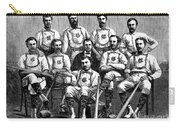 Baseball: Canada, 1874 Carry-all Pouch by Granger