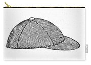 Baseball Cap, C1900 Carry-all Pouch by Granger