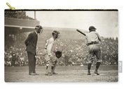 Baseball Game, 1908 Carry-all Pouch by Granger
