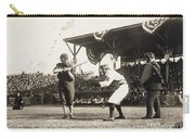 Baseball Game, 1909 Carry-all Pouch