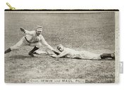 Baseball Game, C1887 Carry-all Pouch by Granger