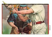 Baseball Player, C1895 Carry-all Pouch