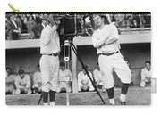 Baseball Players, 1920s Carry-all Pouch