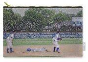 Baseball Playing Hard Digital Art Carry-all Pouch