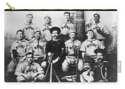 Baseball Team, C1898 Carry-all Pouch by Granger
