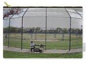 Baseball Warm Ups Digital Art Carry-all Pouch