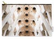Basilica De La Sagrada Familia In Barcelona Carry-all Pouch