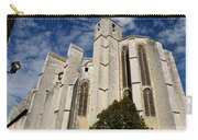 Basilica Of Saint Mary Madalene Back View Carry-all Pouch