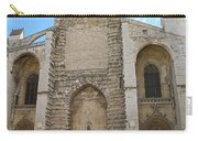 Basilica Of Saint Mary Madalene Carry-all Pouch by Lainie Wrightson