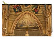 Basilica Of The Sacred Heart Carry-all Pouch