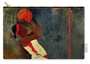 Basketball Player Carry-all Pouch