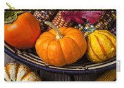 Basketful Of Autumn Carry-all Pouch