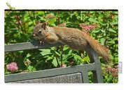 Basking Squirrel Carry-all Pouch