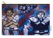 Basquait And Worhol Go Hard In The Paint Carry-all Pouch