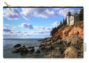 Bass Harbor Head Seascape Carry-all Pouch