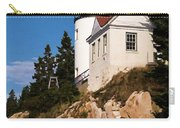 Bass Harbor Light Acadia National Park Maine Carry-all Pouch