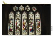 Bath Abbey Stained Glass Carry-all Pouch