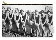 Bathing Beauties, 1916 Carry-all Pouch