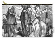 Bathing Suits, 1870 Carry-all Pouch