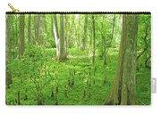 Baton Rouge Blueonnet Swamp  La Carry-all Pouch