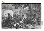 Battle Of Bloody Brook 1675 Carry-all Pouch