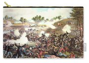 Battle Of Bull Run, 1861 Carry-all Pouch