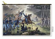 Battle Of Chantlly, 1862 Carry-all Pouch