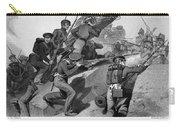 Battle Of Churubusco, 1847 Carry-all Pouch