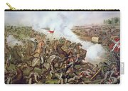 Battle Of Five Forks Virginia 1st April 1865 Carry-all Pouch