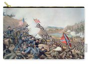 Battle Of Franklin November 30th 1864 Carry-all Pouch