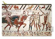 Battle Of Hastings Bayeux Tapestry Carry-all Pouch