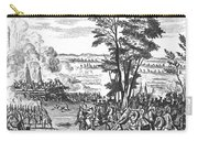 Battle Of Malplaquet, 1709 Carry-all Pouch