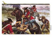 Battle Of Sedgemoor Carry-all Pouch