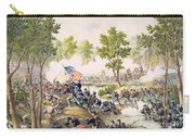 Battle Of Spottsylvania May 1864 Carry-all Pouch