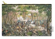 Battle Of The Wilderness May 1864 Carry-all Pouch