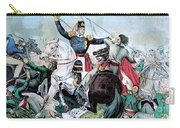 Battle Of Veracruz, Mexican-american Carry-all Pouch