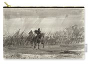 Battle Of Williamsburg Carry-all Pouch