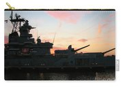 Battleship Carry-all Pouch