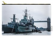 Battleships And Tugboat Carry-all Pouch