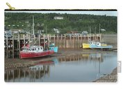 Bay Of Fundy - Low Tide Carry-all Pouch