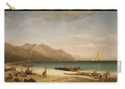 Bay Of Salerno Carry-all Pouch