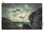 Bay Scene In Moonlight Carry-all Pouch