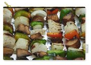 Bbq Grilled Vegetables Carry-all Pouch