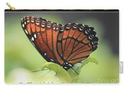 Be Thankful Carry-all Pouch by Carol Groenen