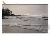 Beach At Tofino  Carry-all Pouch