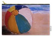 Beach Ball Carry-all Pouch