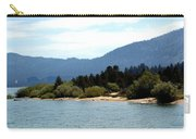 Beach Biking Lake Tahoe Carry-all Pouch