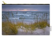 Beach By Holland Michigan No 0192 Carry-all Pouch