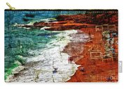 Beach Fantasy Carry-all Pouch by Madeline Ellis