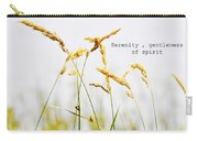 Beach Grass .serenity. Carry-all Pouch